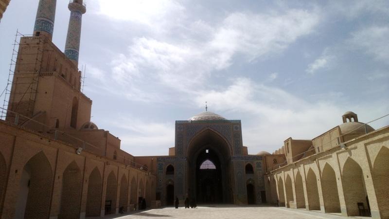 Meczet a-Jameh w Yazd
