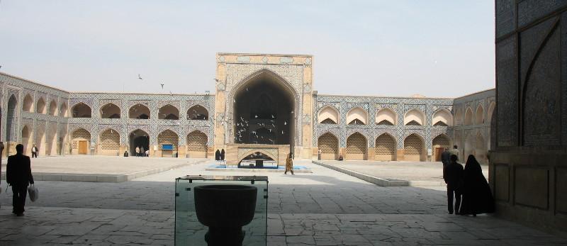 Jeden z meczetów w Iranie