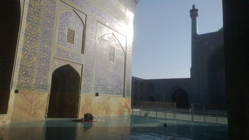 Esfahan, meczet Szacha
